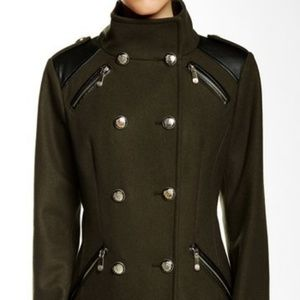NWT, Vince Camuto Wool Blend Coat